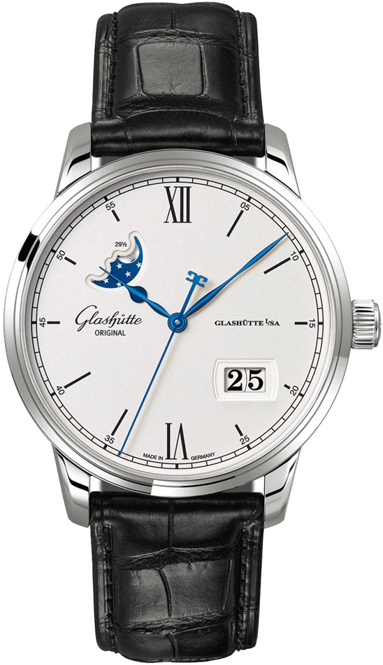 Glashütte Original Senator Excellence Panorama Date Moonphase 40mm 1-36-04-01-02-50