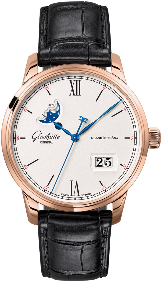 Glashütte Original Senator Excellence Panorama Date Moonphase 40mm 1-36-04-02-05-30