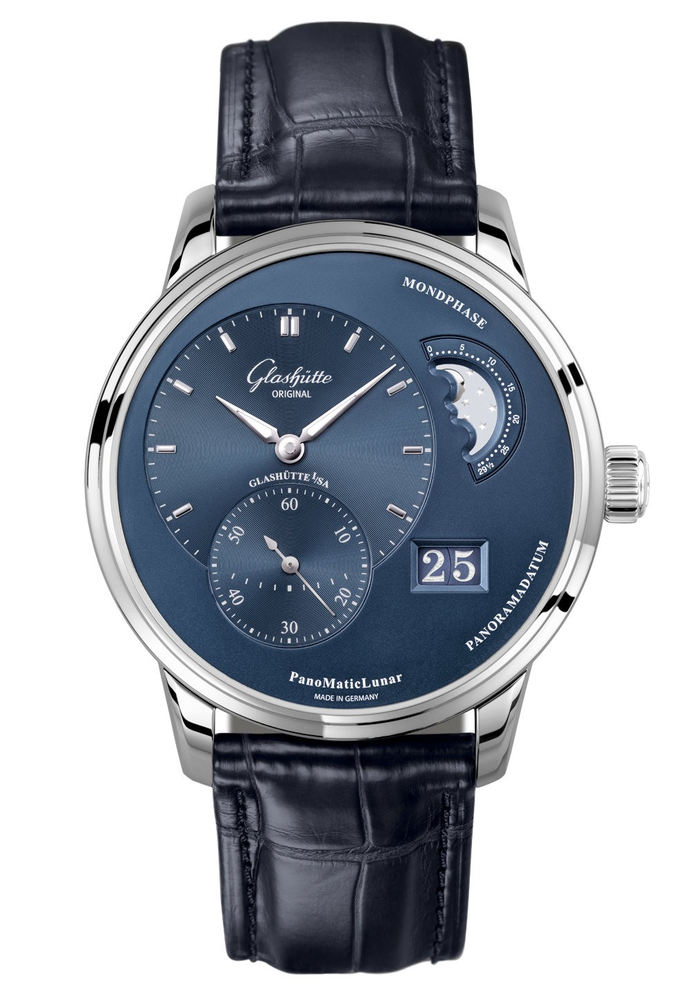 Glashütte Original PanoMaticLunar 1-90-02-46-32-35