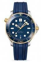OMEGA Seamaster Diver 300 m Co-Axial Master Chronometer 42 mm 210.22.42.20.03.001